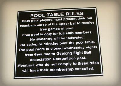st-george-gallery-pool-rules